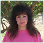 Web Author, Melody Clark, Age 50